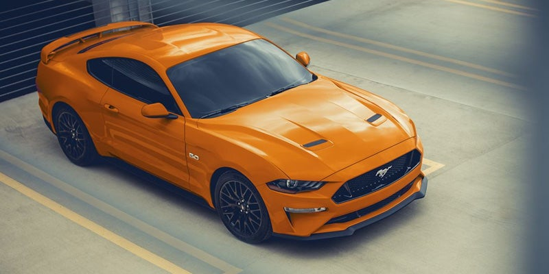 2020 Ford Mustang Engine Options More